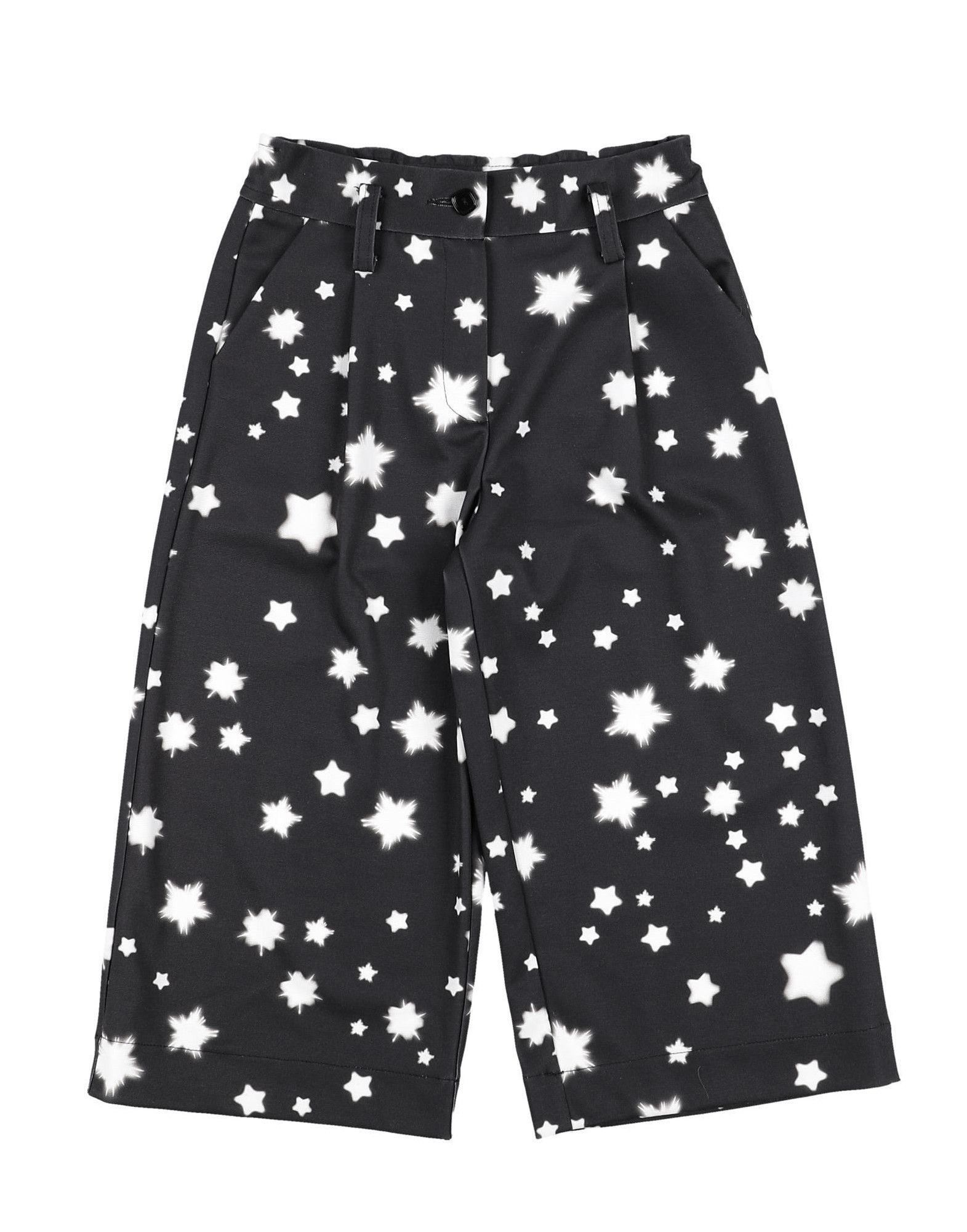 T-love Kids' Casual Pants In Black