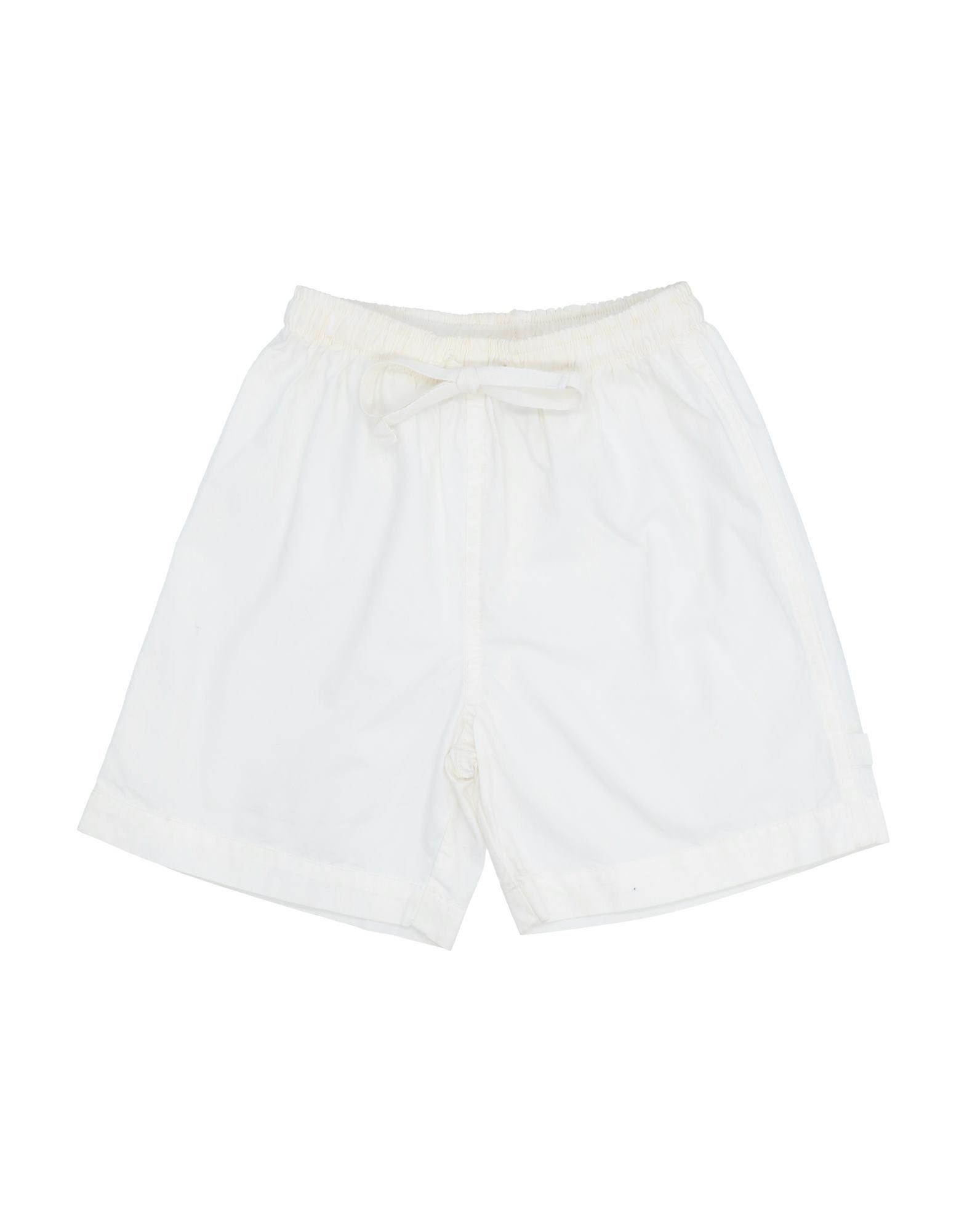 Il Gufo Bermudas In White