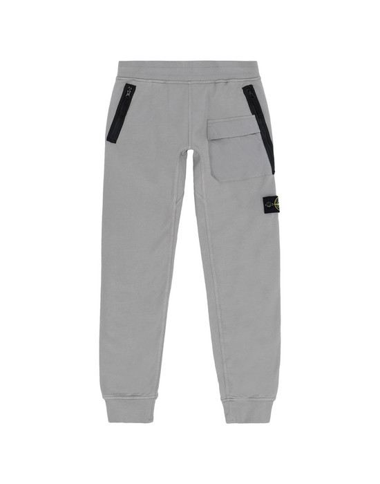 STONE ISLAND JUNIOR Fleece Pants 62240