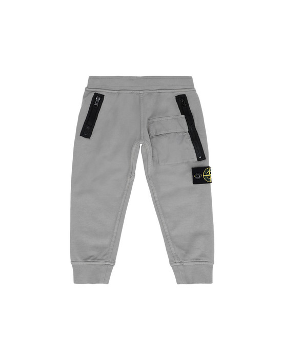 STONE ISLAND BABY Fleece Trousers 62240