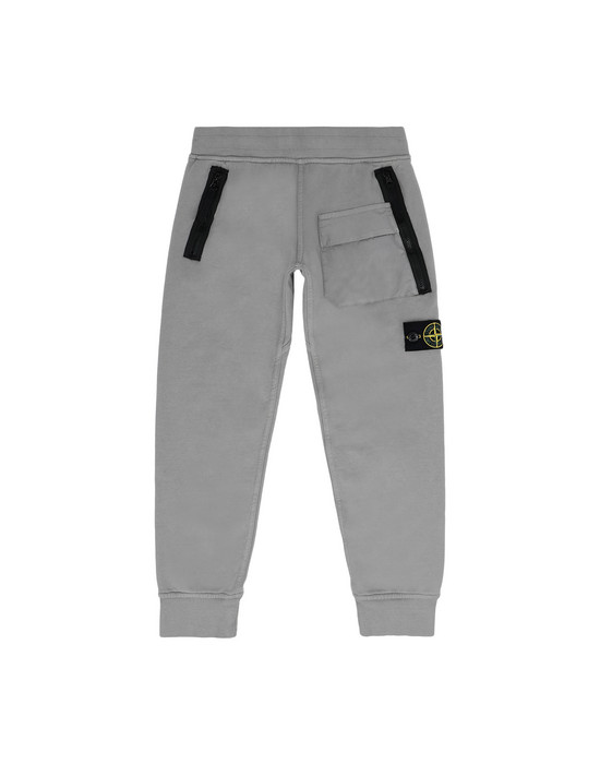 STONE ISLAND KIDS Fleece Trousers 62240
