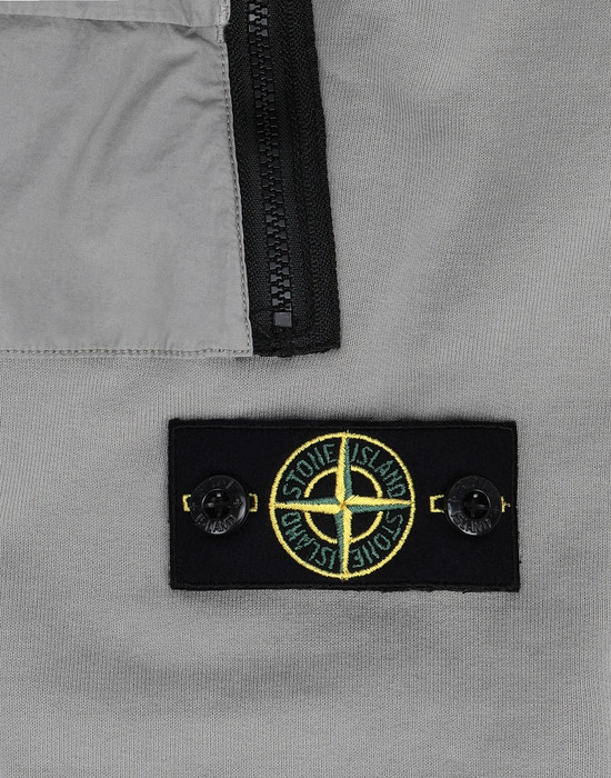 13313109sd - PANTS - 5 POCKETS STONE ISLAND JUNIOR