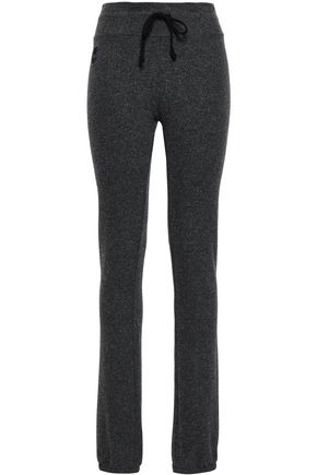 WILDFOX Stretch-knit track pants