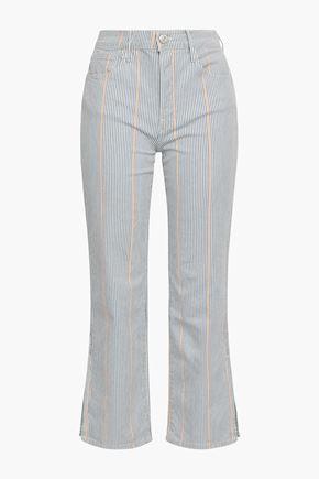 3x1 デニム ブーツカット パンツ