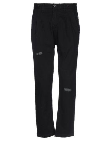 Купить Повседневные брюки от GEAN.LUC черного цвета