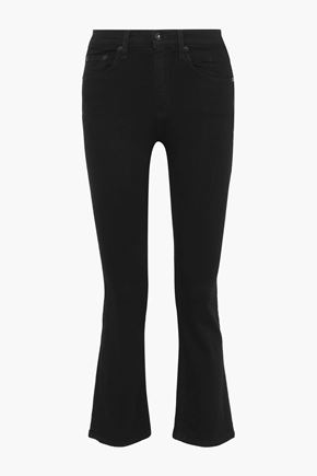 RAG & BONE Hana high-rise kick-flare jeans