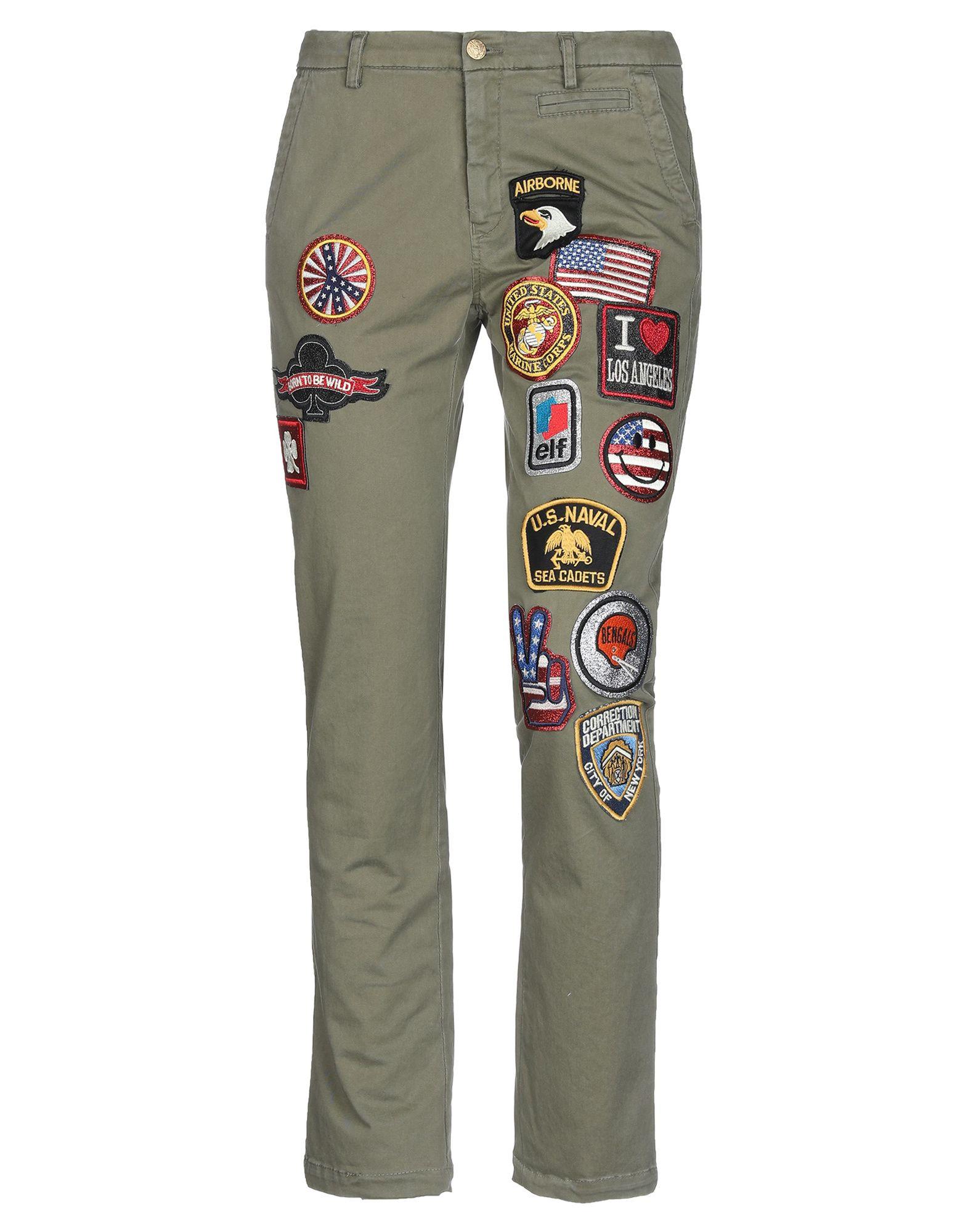 HISTORY REPEATS Повседневные брюки цена