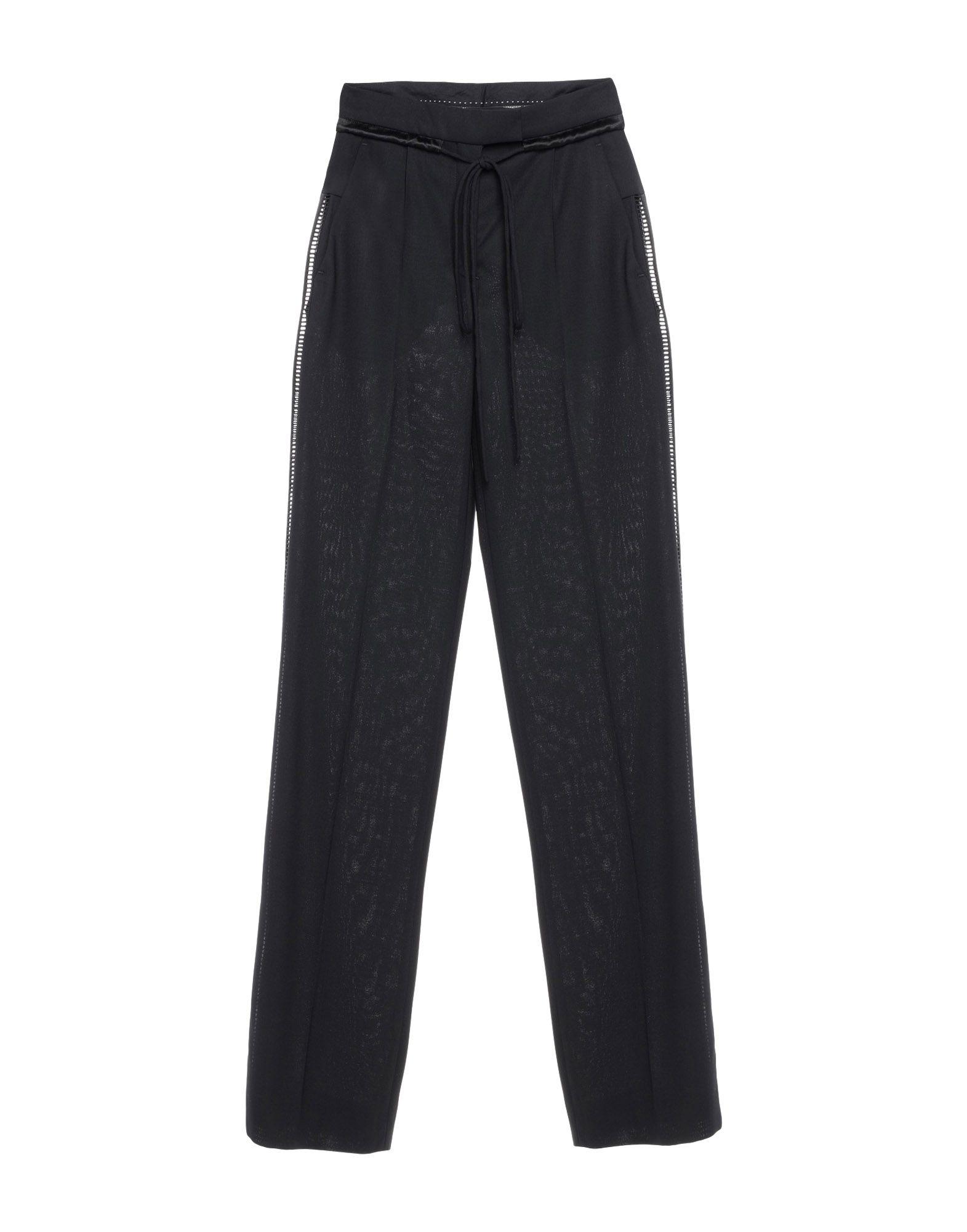 VERONIQUE BRANQUINHO Повседневные брюки недорго, оригинальная цена