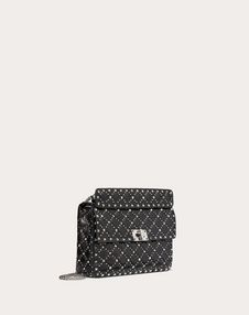 Borsa Media Rockstud Spike.it con Micro Borchie