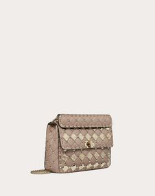 Medium Rockstud Spike.It Bag with Metal Rhombus Details