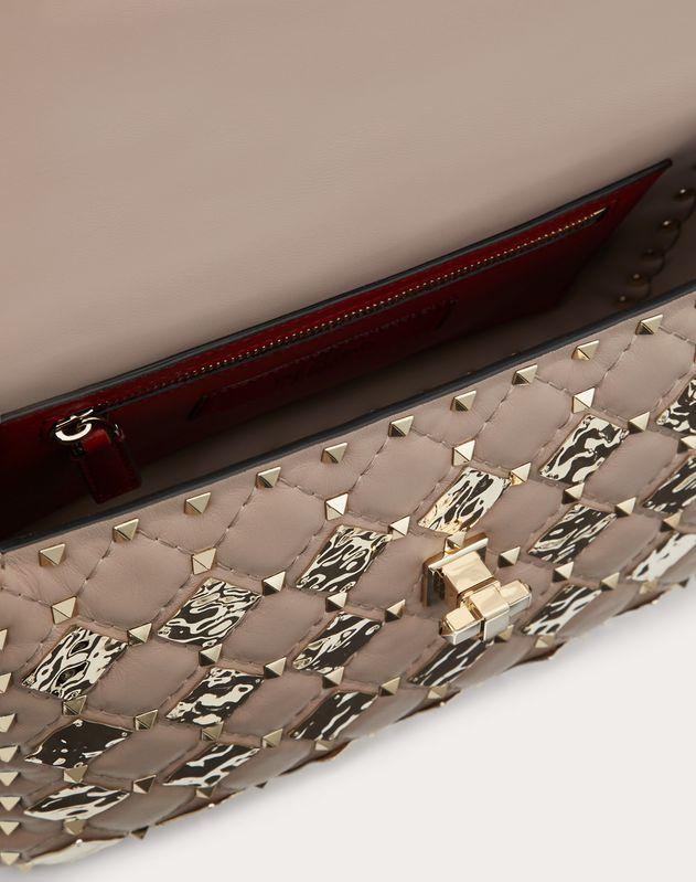 Средняя сумка Rockstud Spike.It с металлическими ромбами
