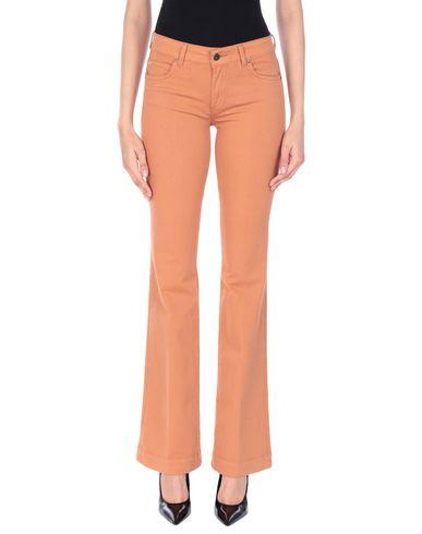 Купить Повседневные брюки коричневого цвета