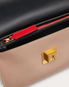 VRING Buffalo Leather Shoulder Bag