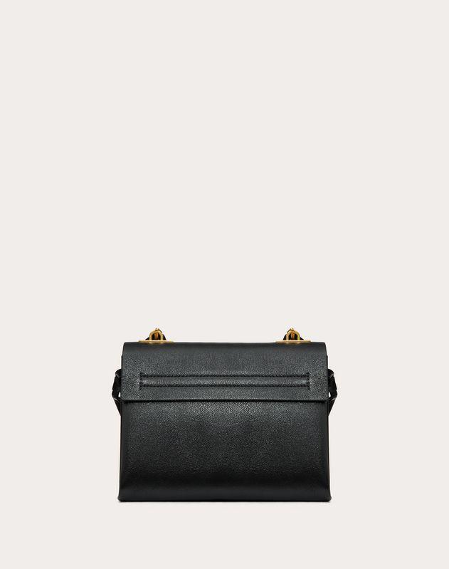 Petit sac porté épaule VRING en cuir de buffle