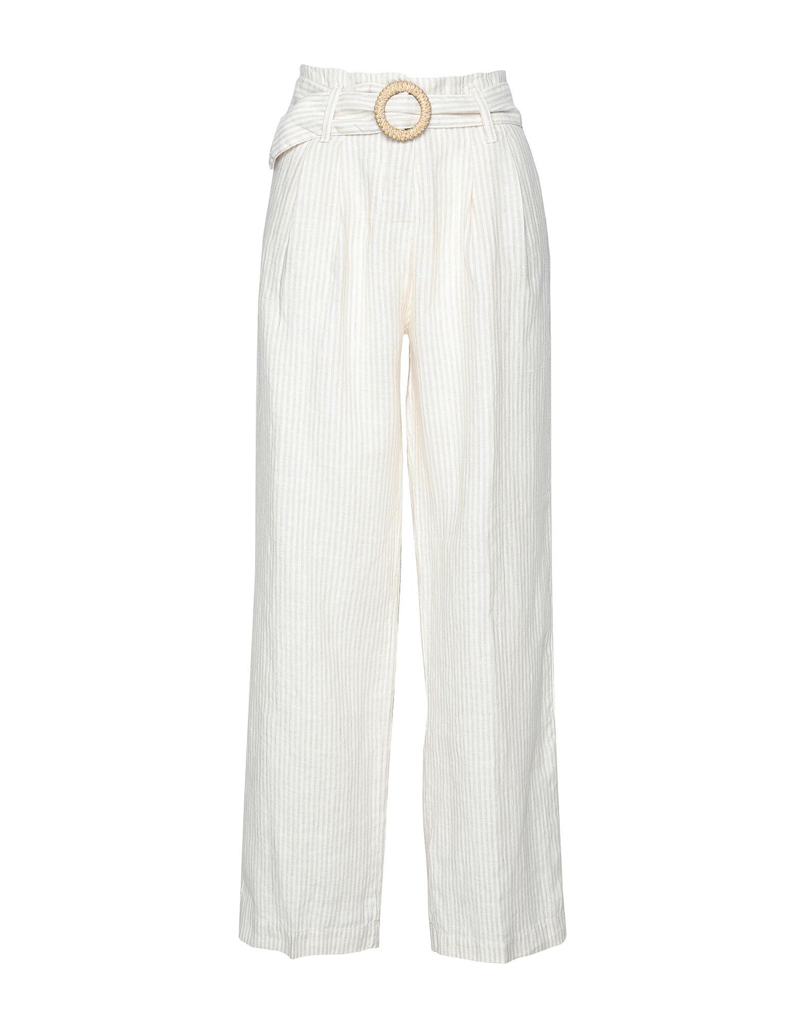 8 by YOOX Повседневные брюки наклейки объемные цветочный орнамент 8 8 15см ассорти 2 дизайна п п с европодвесом