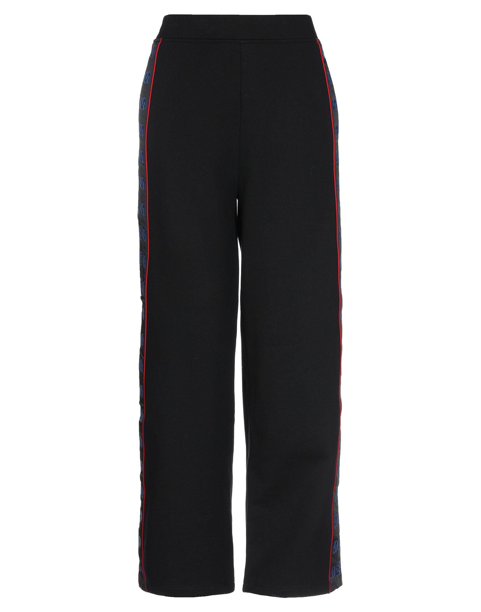 《期間限定セール中》STELLA McCARTNEY レディース パンツ ブラック 36 コットン 100%