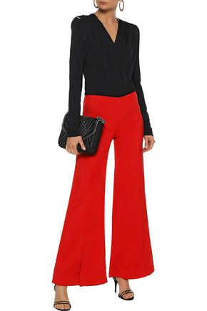 MUGLER Cady wide-leg pants