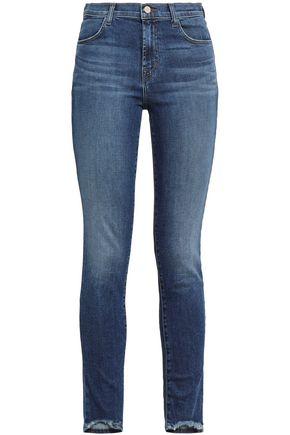J BRAND Gratitude mid-rise skinny jeans