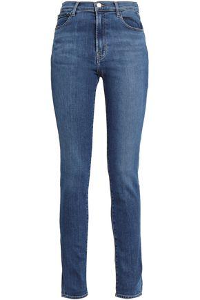 J BRAND Hewes high-rise skinny jeans