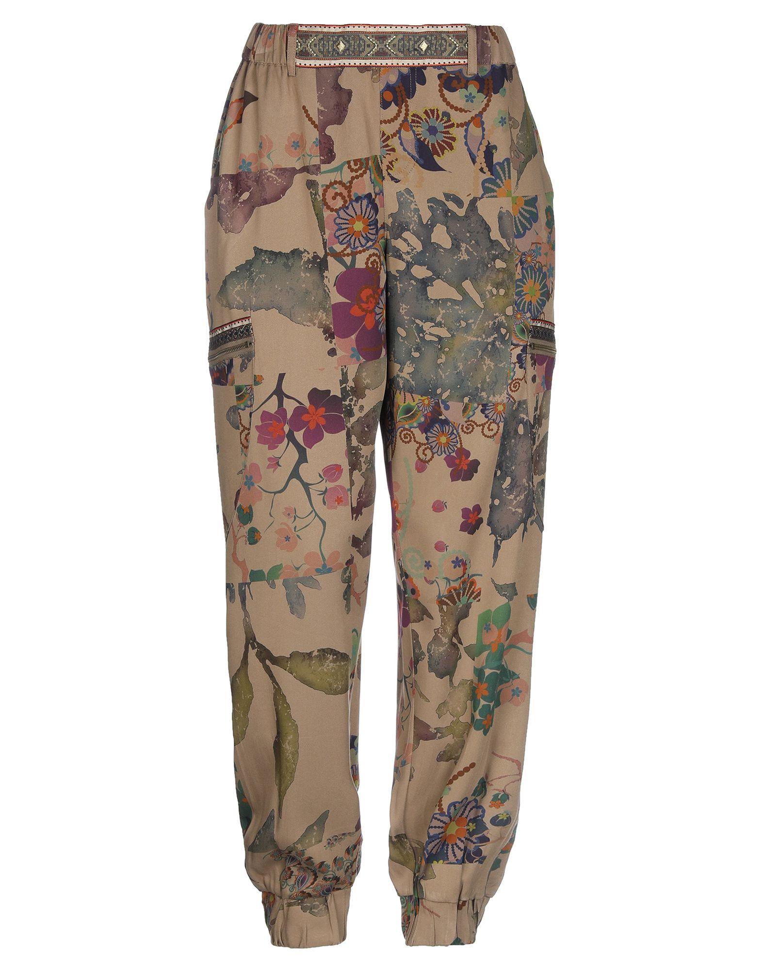 DESIGUAL Повседневные брюки брюки desigual desigual de002ewdmyb3
