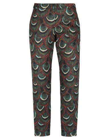 Купить Повседневные брюки зеленого цвета