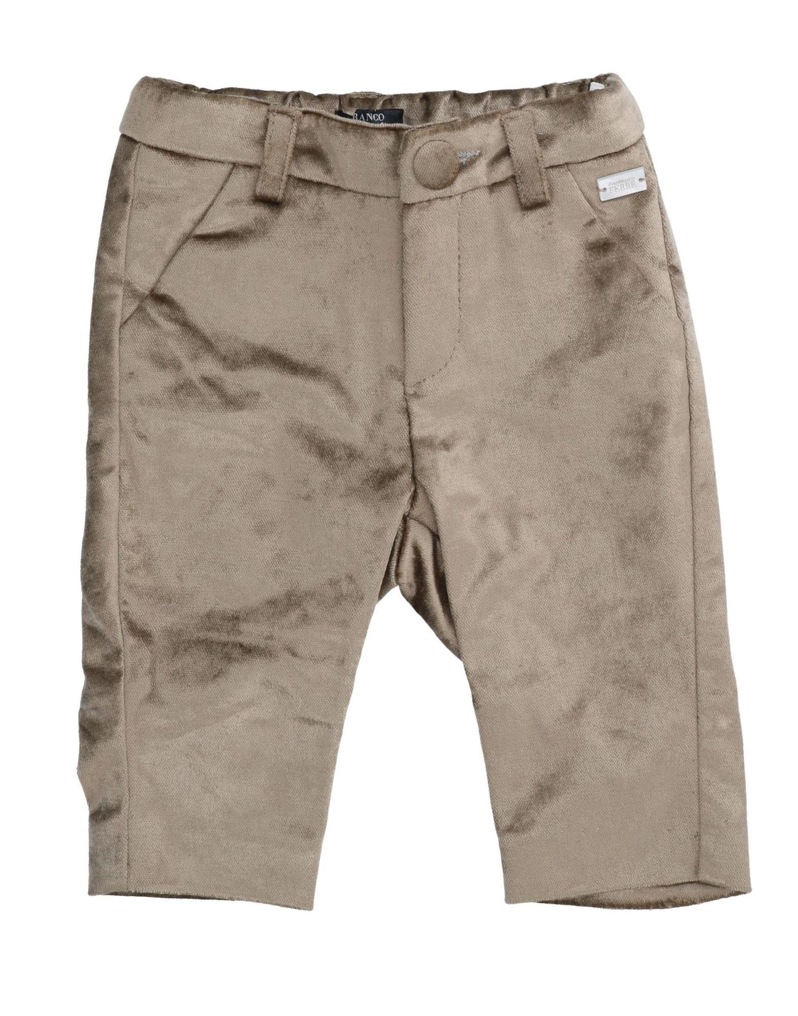 Gianfranco Ferre Kids' Casual Pants In Brown