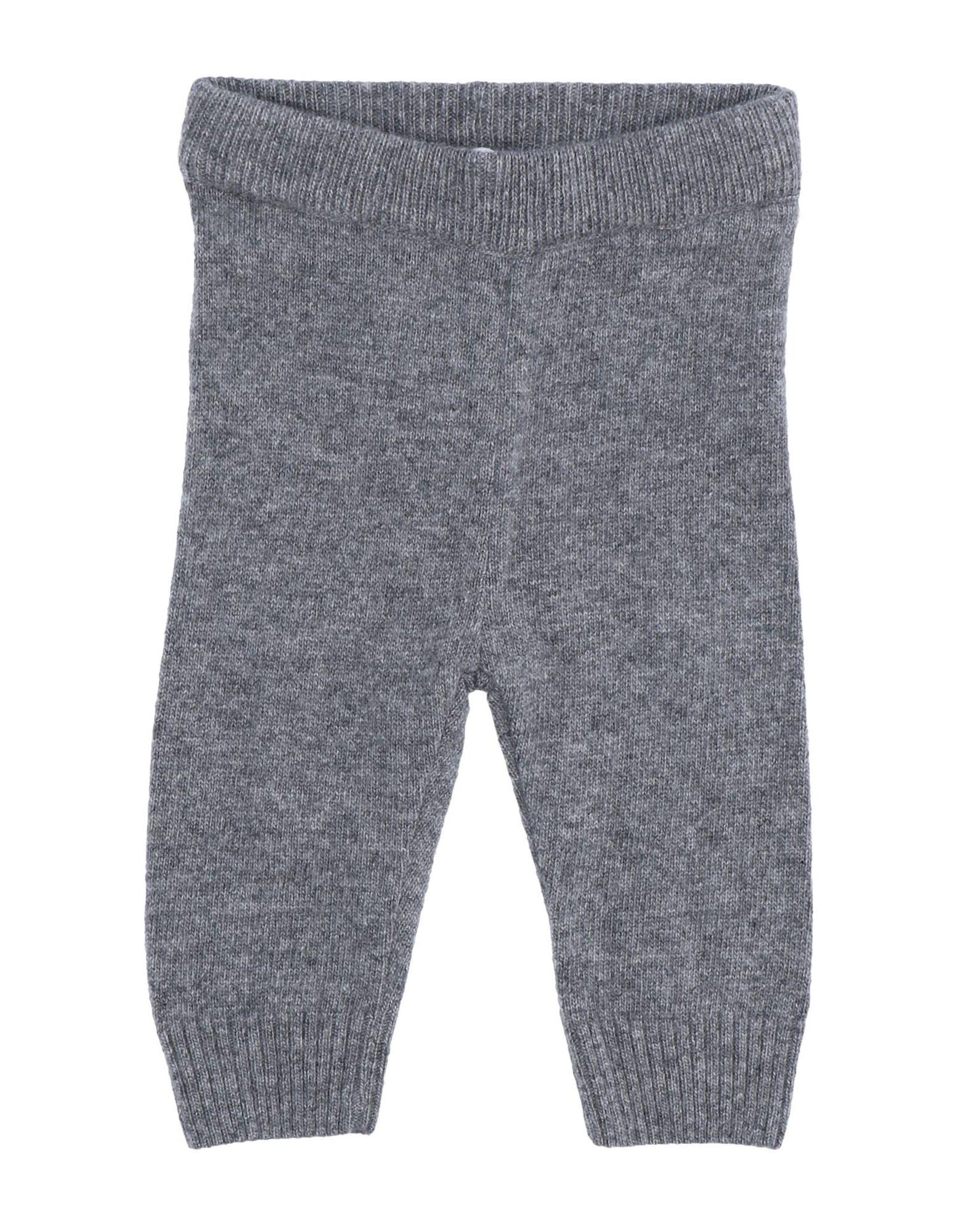 Gf Ferre' Kids' Casual Pants In Gray