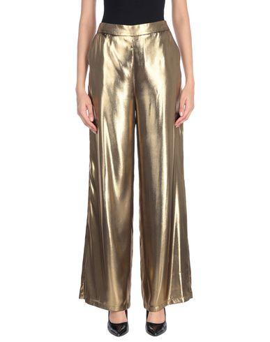 Купить Повседневные брюки бронзового цвета