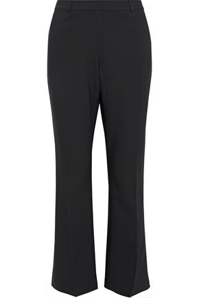 ANINE BING Cotton-blend flared pants
