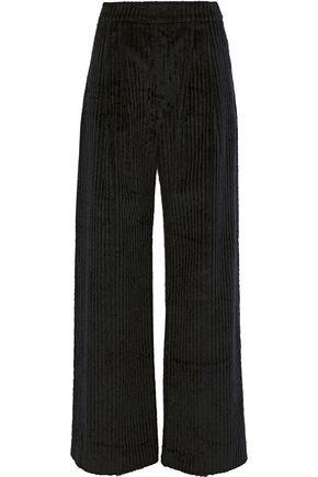 MICHAEL LO SORDO Cotton-corduroy wide-leg pants