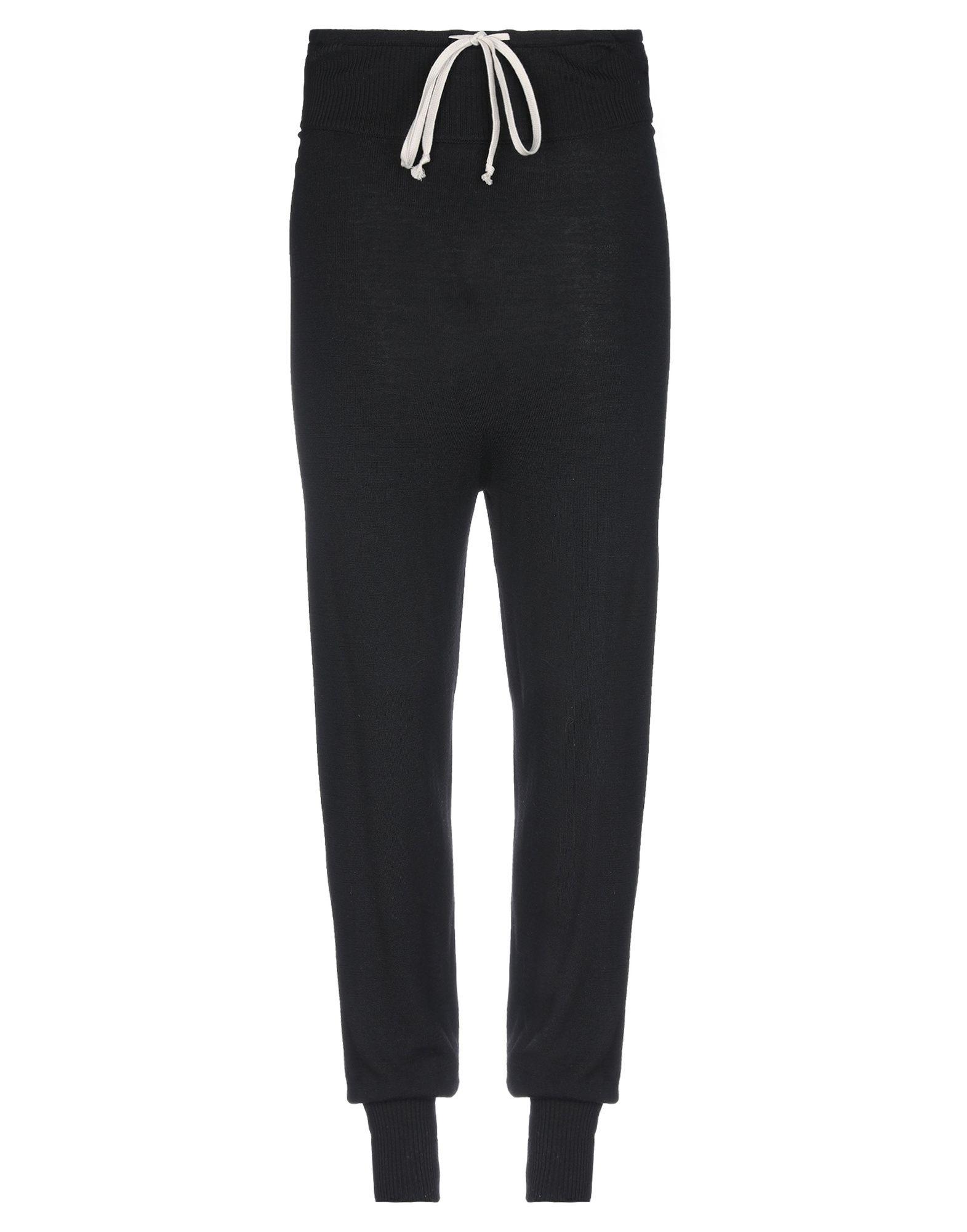 RICK OWENS Повседневные брюки tchui свободный размер