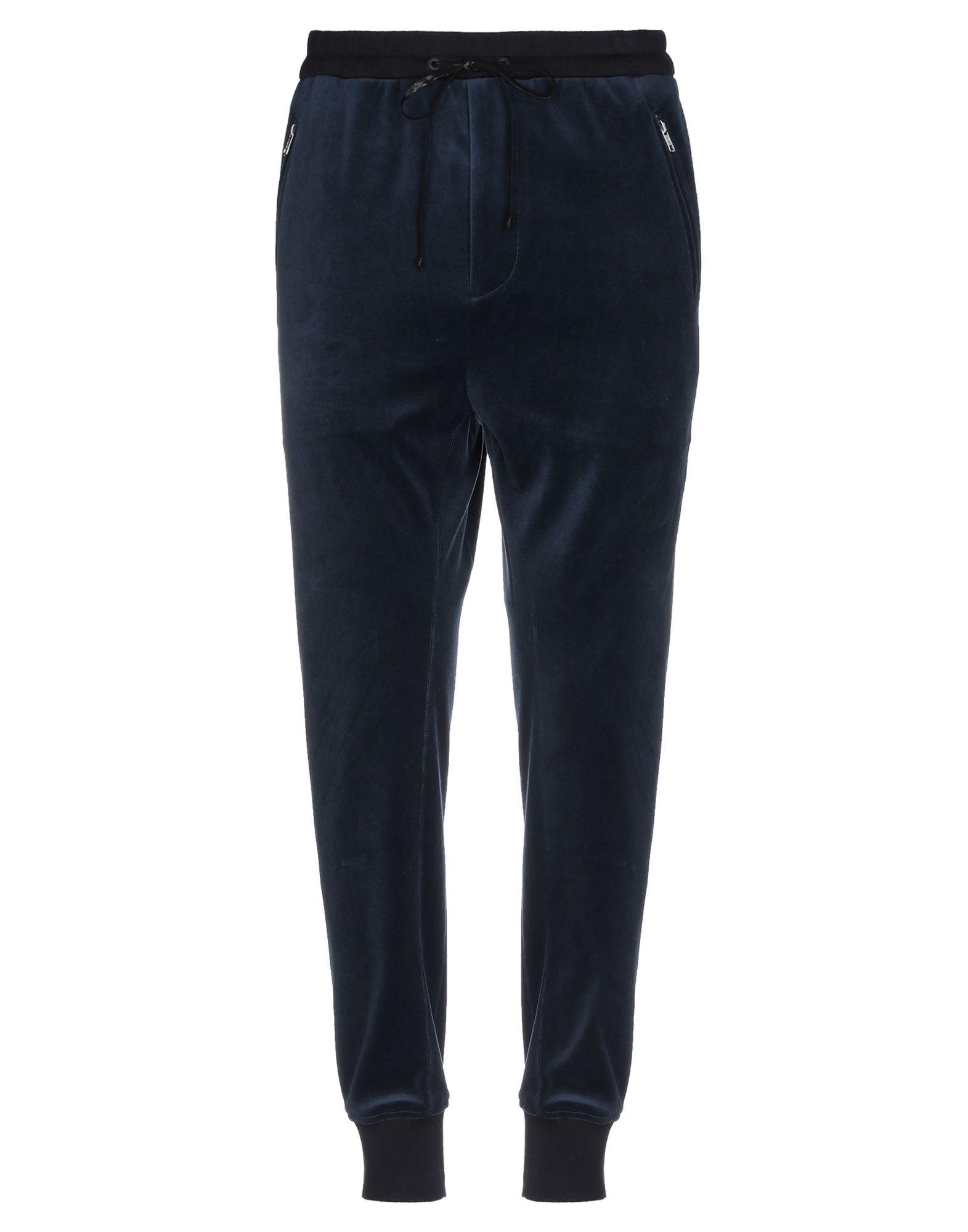 《セール開催中》3.1 PHILLIP LIM メンズ パンツ ダークブルー L コットン 70% / ポリエステル 30%