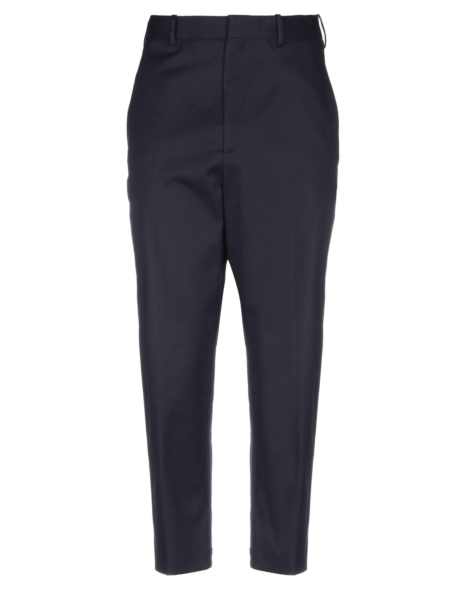 NEIL BARRETT Повседневные брюки geedo повседневные брюки весна лето и осень молодежные повседневные брюки мужчины тонкие стрейч жесткие брюки пара 1721 черный 2xl