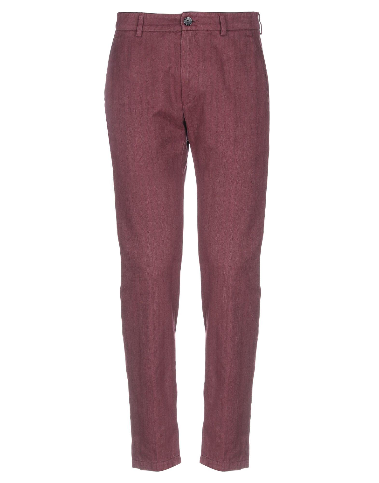 DEPARTMENT 5 Повседневные брюки недорго, оригинальная цена