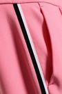 VICTORIA, VICTORIA BECKHAM Striped woven straight-leg pants