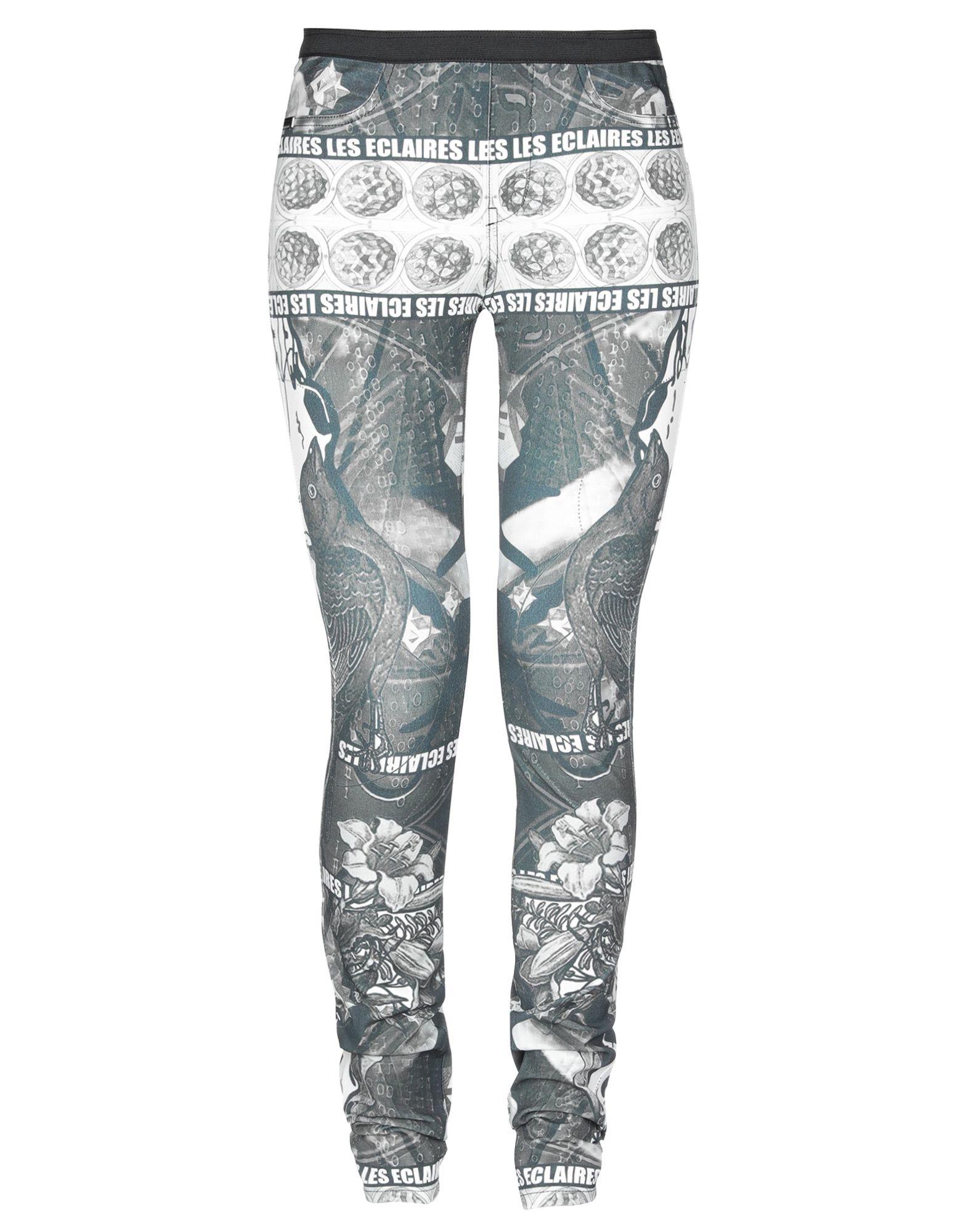 LES ÉCLAIRES Повседневные брюки les éclaires футболка