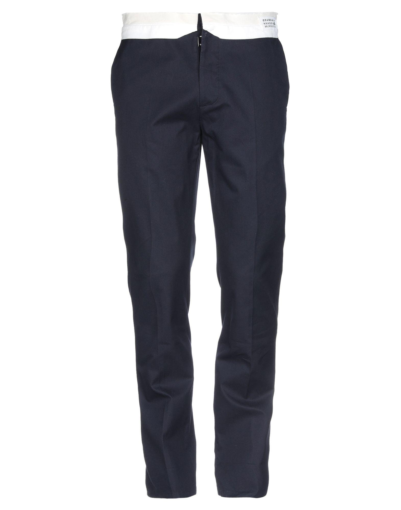 MAISON MARGIELA Повседневные брюки брюки baon baon ba007ewhrj16
