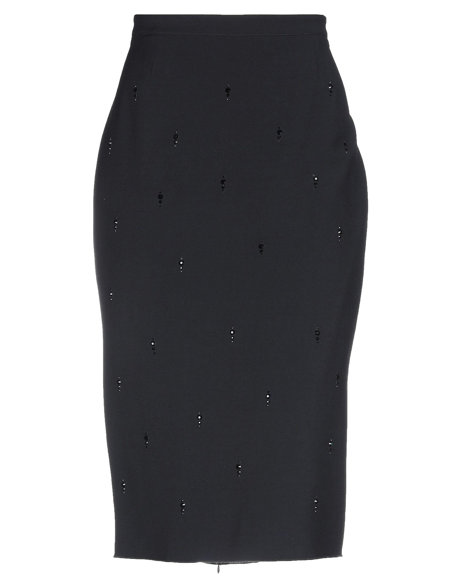 VDP COLLECTION Юбка длиной 3/4 vdp club юбка длиной 3 4