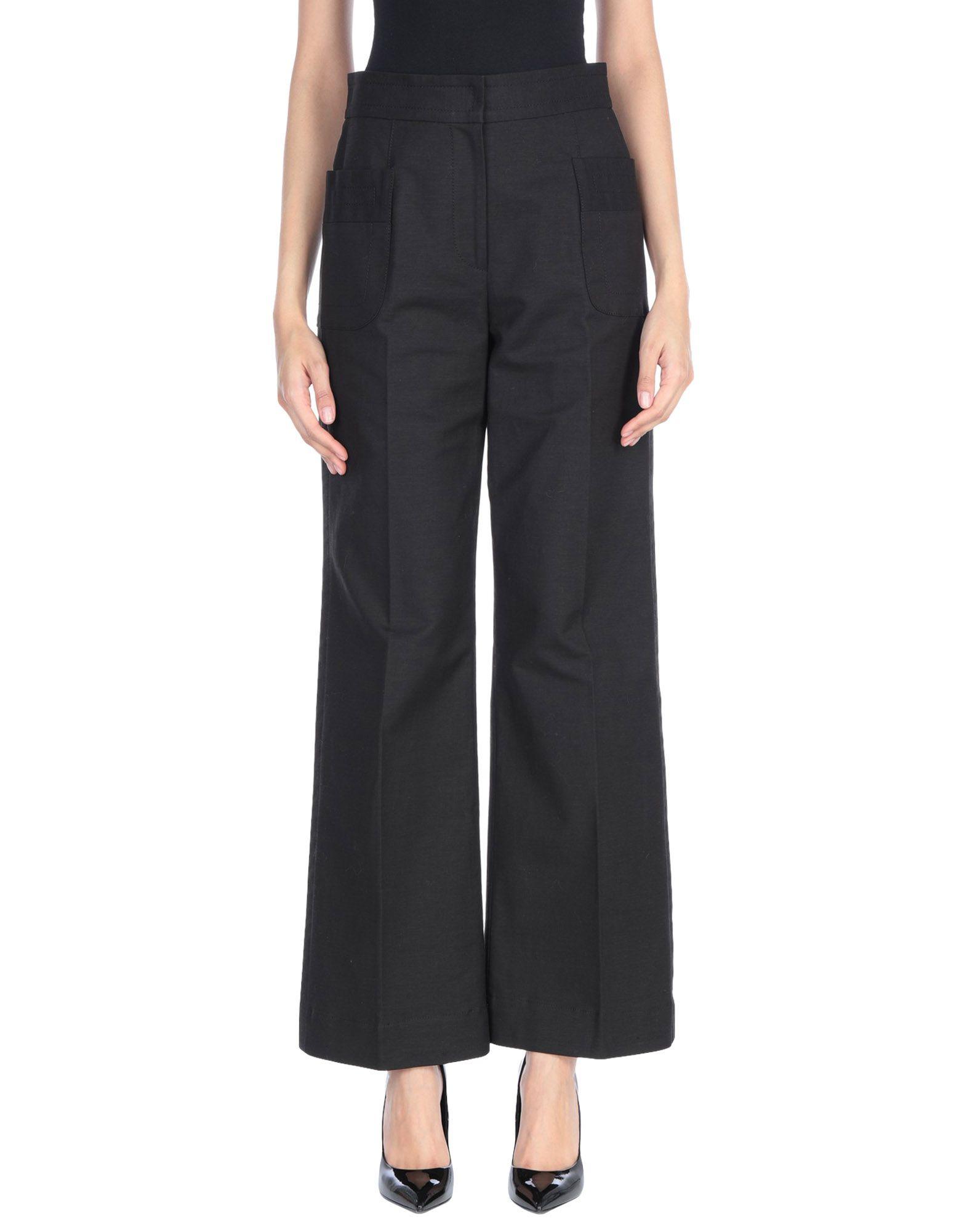цена MARC JACOBS Повседневные брюки онлайн в 2017 году