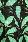 DIANE VON FURSTENBERG Silk-jacquard wide-leg pants