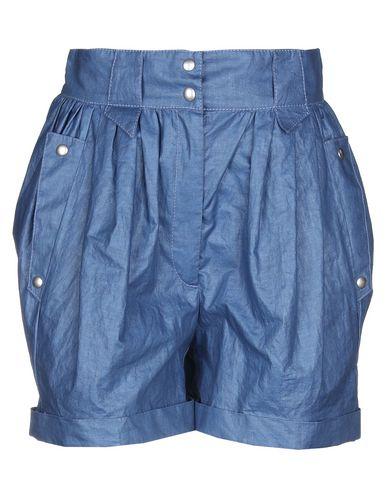 Купить Повседневные шорты грифельно-синего цвета