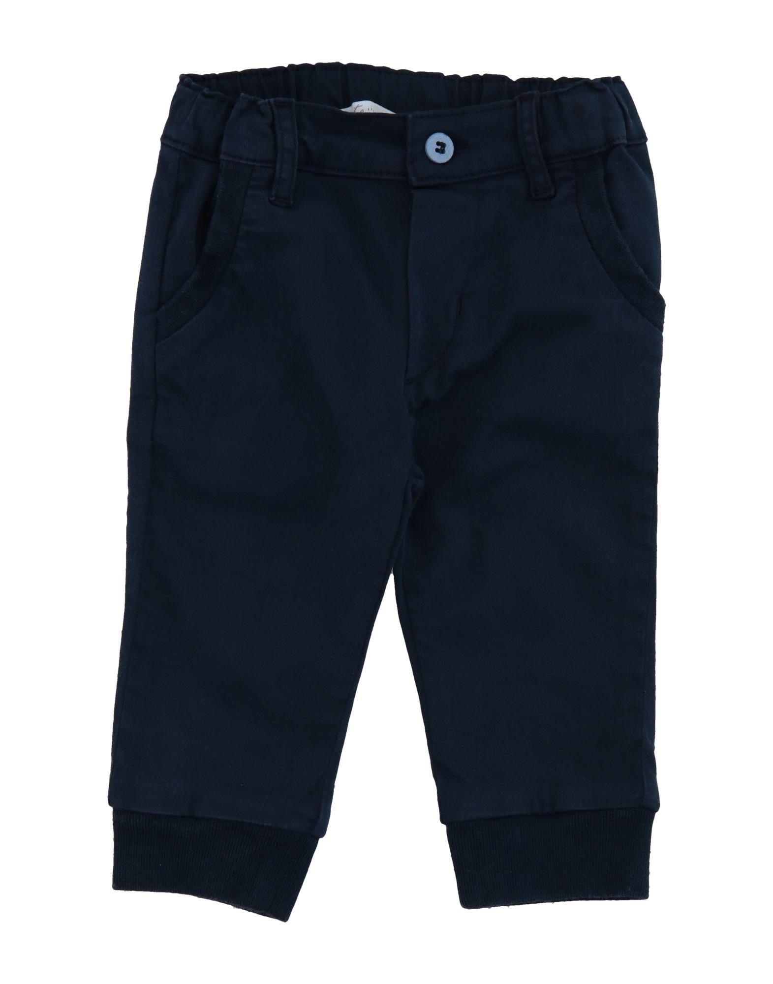 """Per Te"""" Kids' Casual Pants In Blue"""