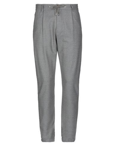 Фото - Повседневные брюки от ELEVENTY серого цвета