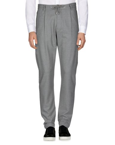 Фото 2 - Повседневные брюки от ELEVENTY серого цвета