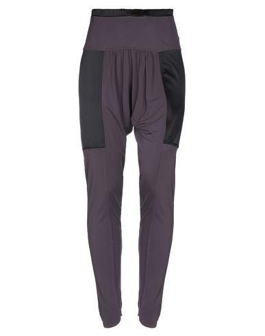 Купить Повседневные брюки темно-фиолетового цвета