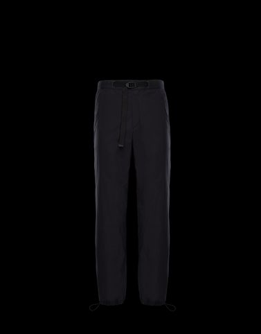 CASUAL TROUSER Black Category