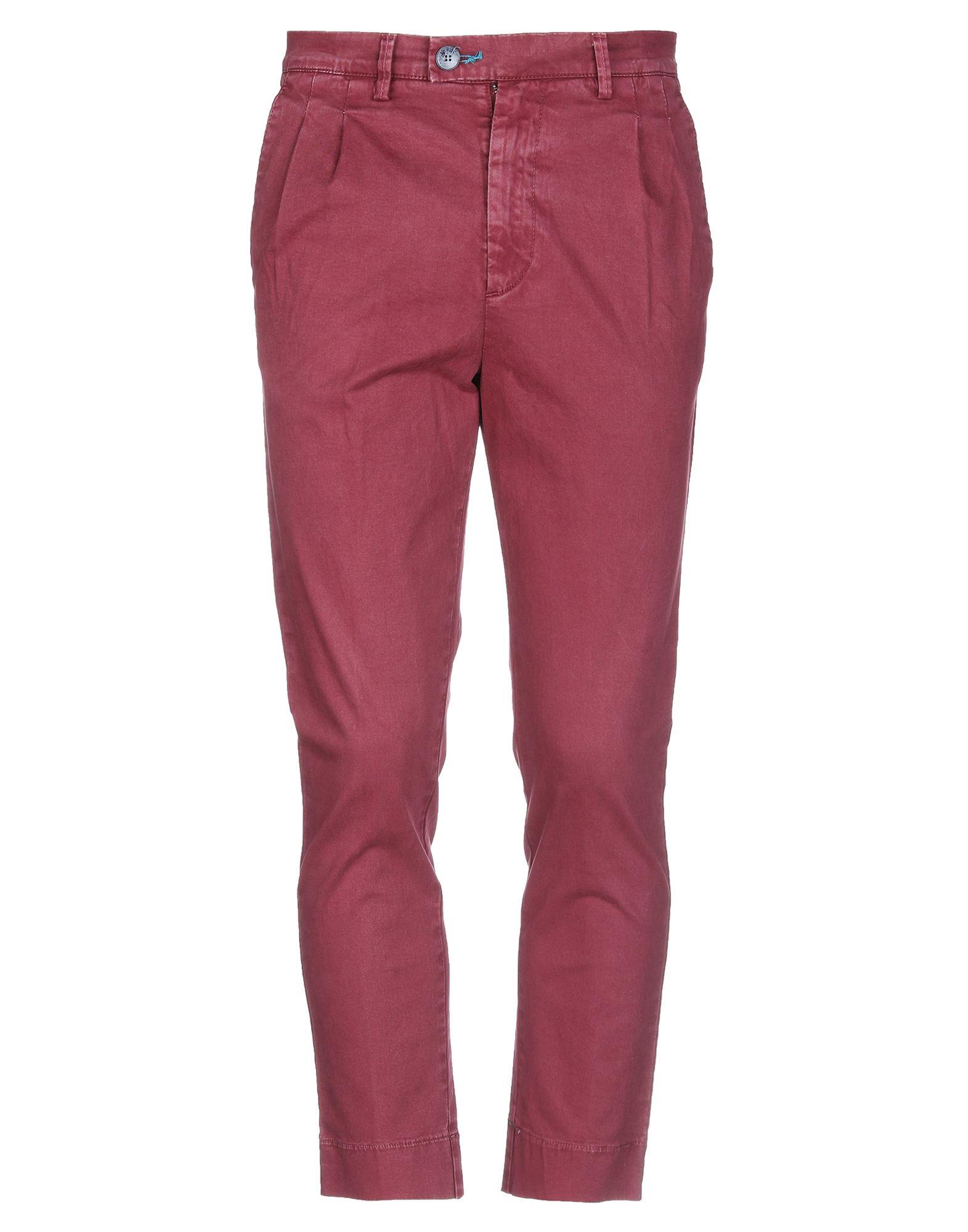 DIMATTIA Джинсовые брюки