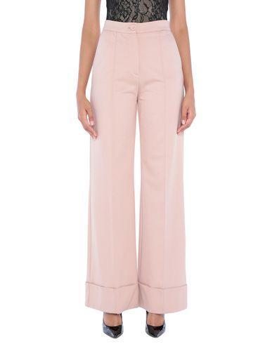 Купить Повседневные брюки от SE-TA Rosy Iacovone светло-розового цвета