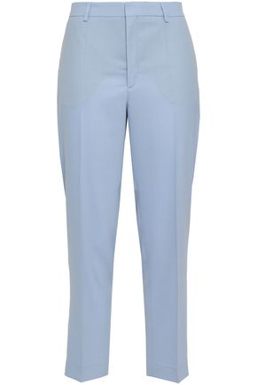 FILIPPA K Emma cropped crepe tapered pants