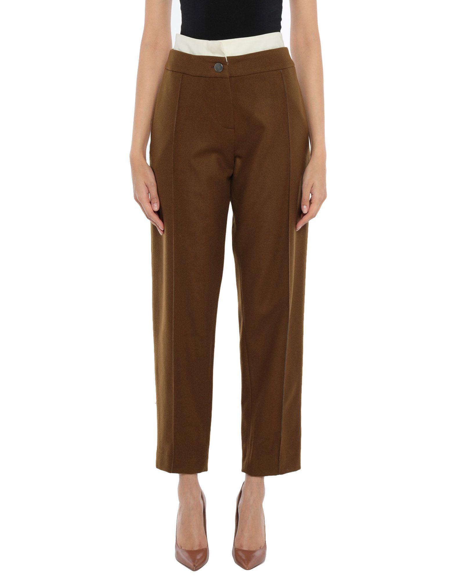 LA PRESTIC OUISTON Повседневные брюки la kicca повседневные брюки